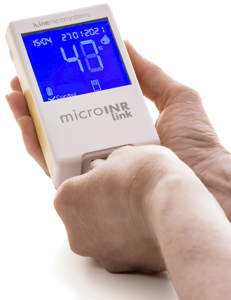 The microINR OAT Monitoring System
