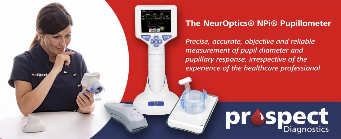 Neuroptics PUPILLOMETER