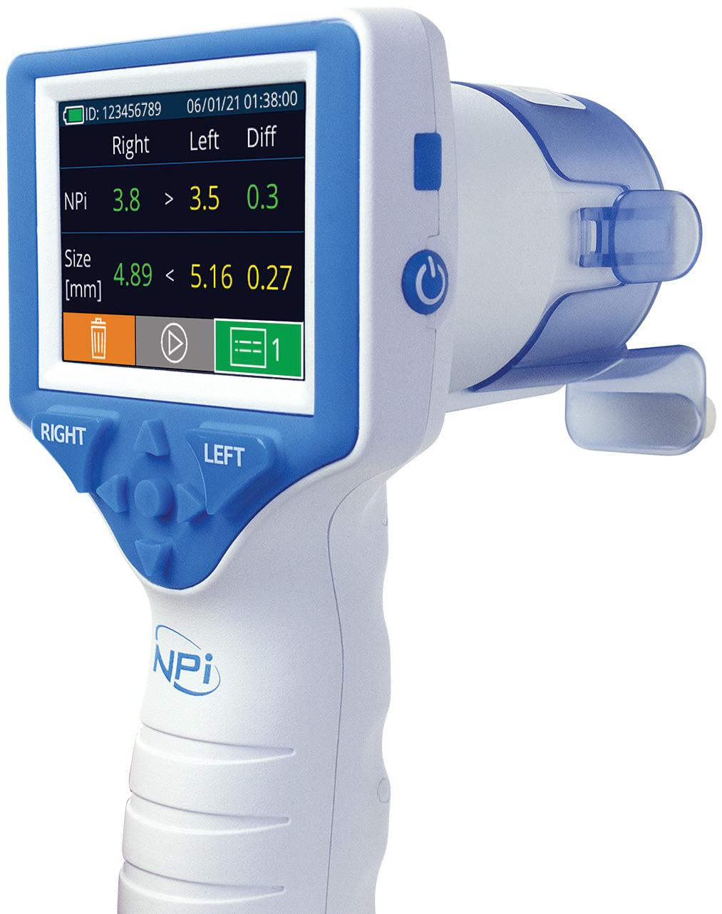 NeurOptics® Pupillometer NPi®-300